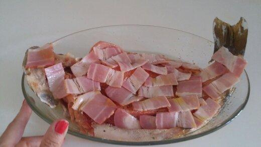 trucha-bacon